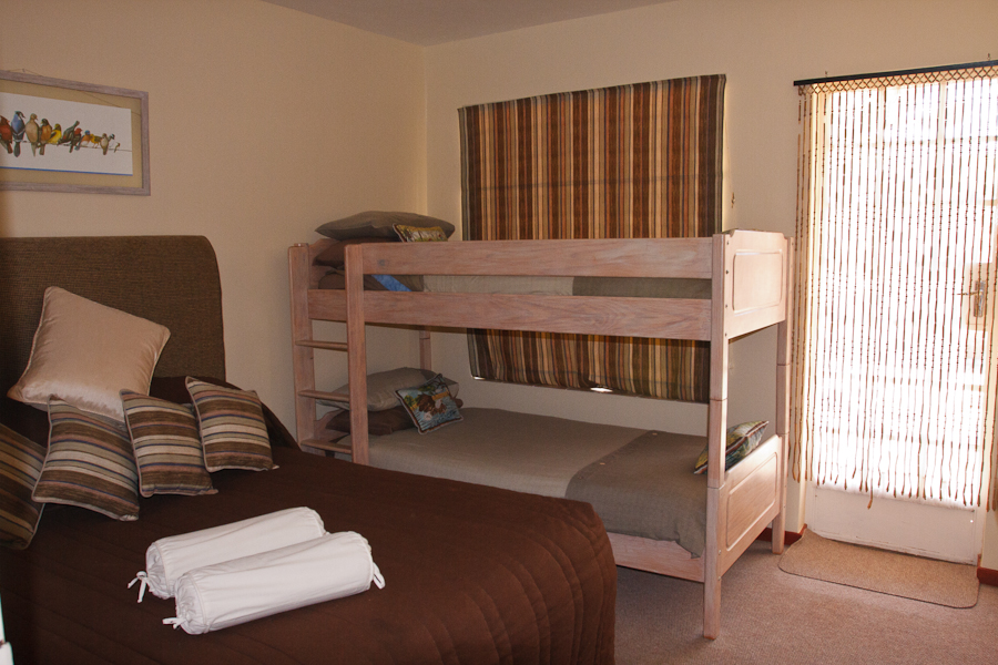 Family bedroom in Alberry Downstairs